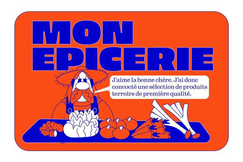 épicerie Jean-Louis