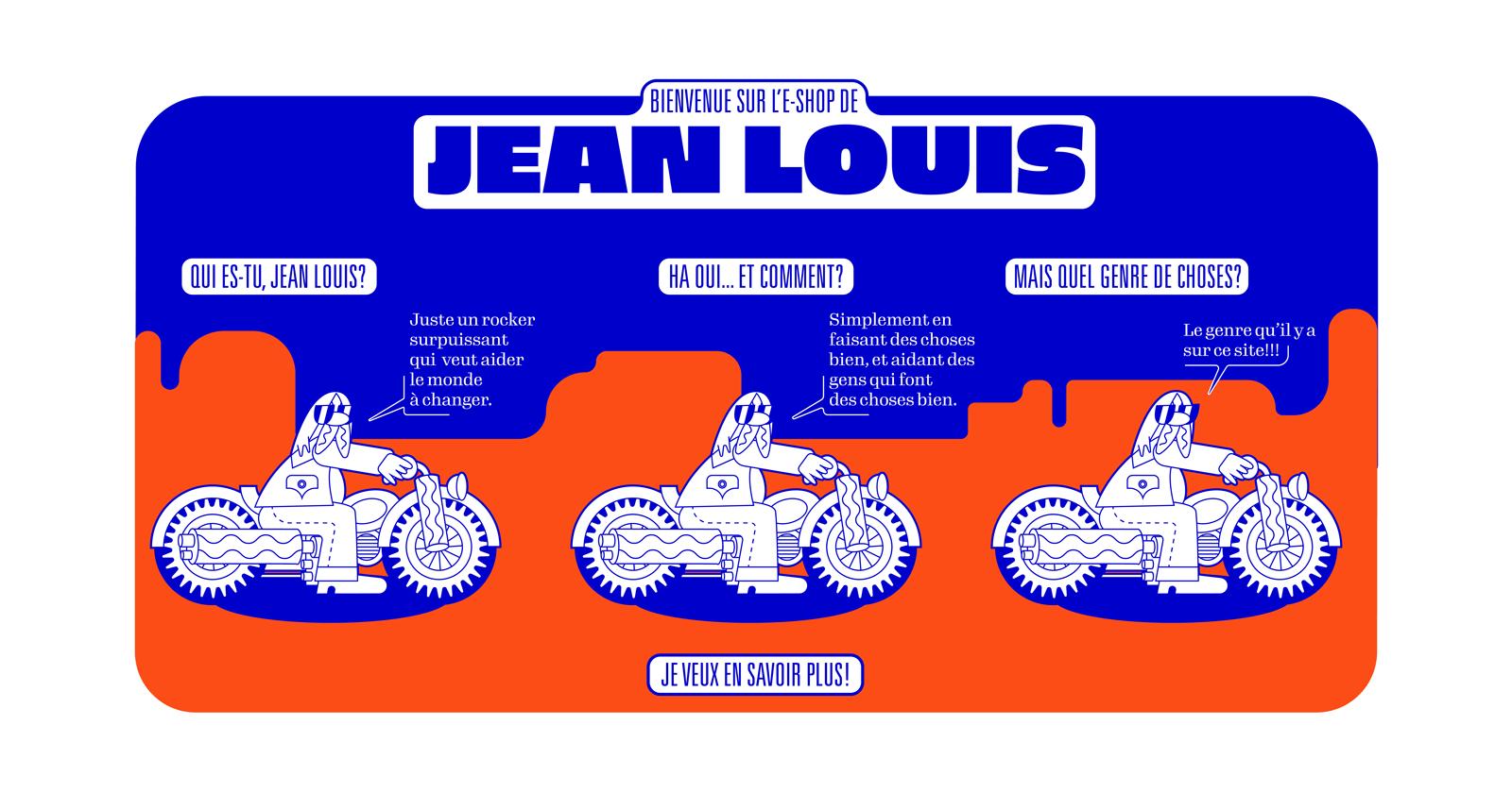 eshop Jean-Louis